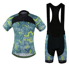 New Sports Cycling Jersey Sets Bike Bicycle Mtb Clothing Racing Men's Clothes