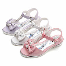 2017 Kids Girl Fashion Sandals Princess Summer Shoes Children Girl Sandals Party