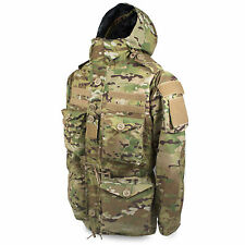 Bulldog Evolved Waterproof Windproof SAS British Military Army Smock Coat MTP
