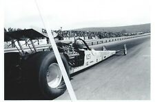 "1970s Drag Racing-""TRAVELER""-Top Fuel Dragster-Tony Ceraulo-Maple Grove Dragway"