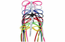 Greeper Laces Sports Shoe Laces - Once Applied Always Tied (Choose Colour)