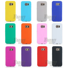 For Samsung Galaxy S6 Gel Soft Silicone Case Cover Skin