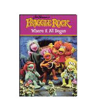Fraggle Rock - Where It All Began DVD Jim Henson - Beginnings Wembley and Gorgs