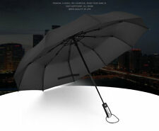 Umbrella Folding Automatic Compact Open Windproof Rain Close Travel Sun Anti