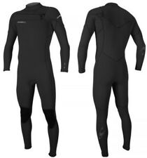 O'neill mens hammer front chest zip 3/2mm full wetsuit black S M L XL