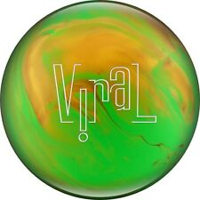 NEW Hammer Viral Hybrid Reactive Bowling Ball, Lime/Gold, 15 & 16 LB