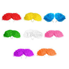 8 Colors KIDS Poms Cheerleader Cheerleading Cheer Dance Party Decoration SA