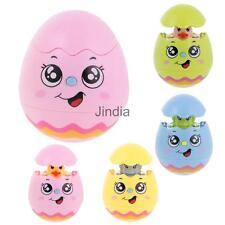 Hot Cute Sound Egg Shaped Tumbler Toys Developmental Toy Kids Baby Musical Toy