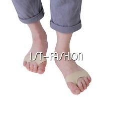 Gel Forefoot Ball Foot Metatarsal Absorber Pain Relief Cushion Pad Sore insoles