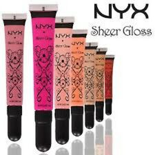 NYX Sheer Lip Gloss And NYX Mood Lip Gloss \ Choose Shade \ BN - UK Seller