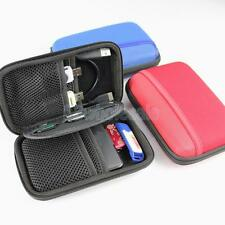 Travel EVA Hard Protective Carrying Pouch Cover Bag for Electronic Adapter