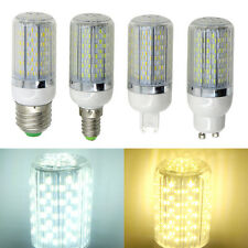 E27/E14/G9/GU10 5W 120 3014 SMD LED Light Corn Bulb Lamp AC/DC24V/AC85-265V #ST