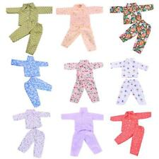 Pajamas Sleepwear for 18 Inch American Girl My Life Journey Dolls Outfit Clothes