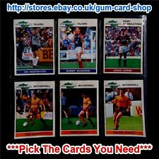 ☆ Panini - Scottish Football 1992 (G) *Choose the Stickers You Need*
