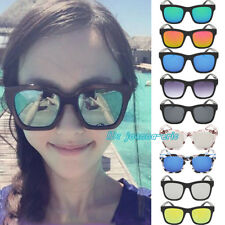 New Men Women Classic Square Frame Designer Shades Sunglasses UV400 Protection