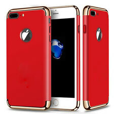 Hybrid Electroplate Coated Ultra Thin Hard Acrylic Case Cover For iPhone 7 6s 6