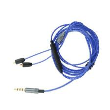 Earphone Audio Cable Replacement Headphone Wire for Shure SE215/535/315/425