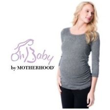 Oh baby by Motherhood Maternity Marbled Sweater  M & XL NWT