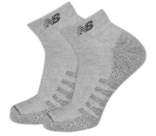 New Balance Unisex Low Cut Socks with Coolmax - 2 Pack, New