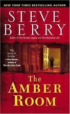 The Amber Room by Steve Berry (2004, Paperback)