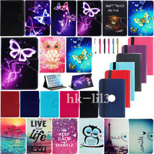 """US For Amazon Kindle Fire 7"""" 8"""" 10"""" Tablet PC Universal Folio Leather Case Cover"""
