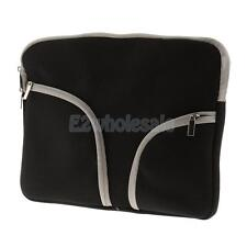 Notebook Laptop Portable Protective Sleeve Case Pouch Bag Cover for Macbook