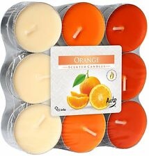 Scented Tea Lights, pack of 36, high quality, 9 scents, FREE SHIPPING!!!