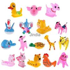 Inflatable Blow Up Animals Kids Swimming Pool Beach Party Supplies Fun Toys