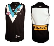 Port Adelaide Power AFL 2016 ISC Showdown Derby Home Guernsey/Jersey Size S-7XL!