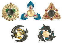 Chinese Style Hand Spinner Fidget Spinner Game Stress Cube Brass Hand Spinners