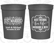 Personalized Cheap Wedding Cups Custom Cup (528) Wedding Gift