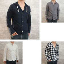 New Hollister Mens Button Shirt Longsleeve