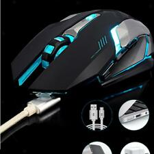 2.4Ghz Mini Wireless Optical Gaming Mouse Mice USB Receiver for PC Laptop