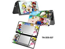 Super Mario Brothers Vinyl Skin Sticker Decal Cover for Nintendo 3DS  *2 Designs