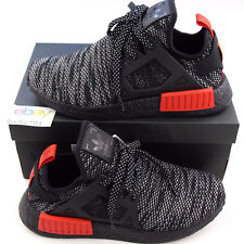 ADIDAS NMD XR1 TRIPLE BLACK BRED LIMITED SIZE 7 8 9 10 BOOST ULTRA PHARRELL CAMO