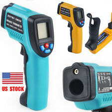 New Non-Contact IR Laser Point Digital Infrared Thermometer Temp Temperature Gun
