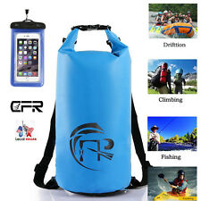 Portable Waterproof Dry Bag Outdoor For Kayak/Canoeing/Fishing/Sailing/Camping