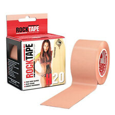 "Rocktape H2O 2""X16.4' Roll Wearable For 5 Days Cotton Low Moisture Absorption"