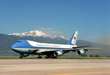Airforce One Boeing 747 - Plane Poster Print - Presidential Aircraft Photo