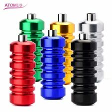 Tattoo Grips Aluminum Alloy Colorful Handle for Tattoo Gun
