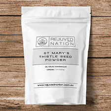 St Mary's Thistle Seed Powder 50g, 100g, 200g - aka Milk Thistle