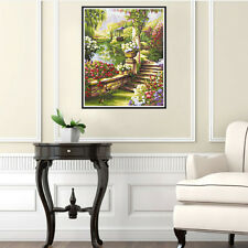 DIY Panting Hand-painted Painting Digital Oil Painting Romance Landscape RS