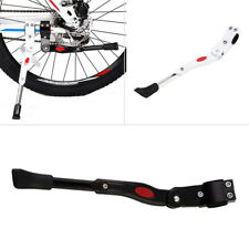 Heavy Duty Adjustable Mountain Bike Bicycle Prop Side Rear Kick Stand RS