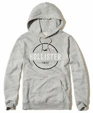 NWT Hollister by Abercrombie & Fitch Mens  Hoodie Pullover Original price $49.95