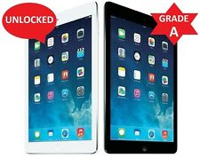 Apple iPad Air 1st Wi-Fi + UNLOCKED I 16GB 32GB 64GB or 128GB I GRAY SILVER (R)