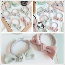 Headdress Hair Rope Elastic Macarons Ice Cream Bow Girls Accessories Harajuku