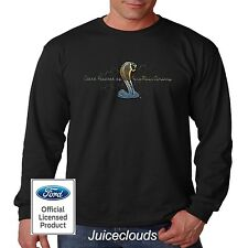 Ford Long Sleeve Shirt Mustang Cobra Ford Motor Company Shelby GT500 Men's Tee