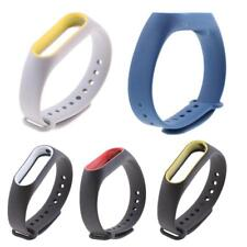 Replacement Silicone Band Strap Bracelet Wrist For Xiaomi Mi Band 2  Watch