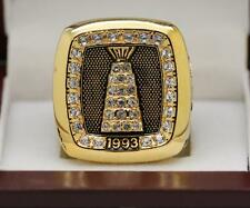 1993 Montreal Canadiens stanley cup championship ring 8-14 size copper