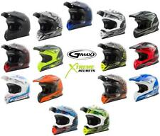 GMAX MX86 Helmet Dirt Bike Off Road MX Motocross DOT